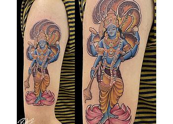 3 Cube Tattoo