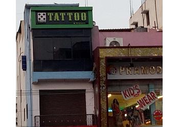 5 Dots Tattoo