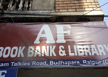 A F Book Bank Library