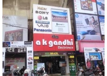 A K Gandhi