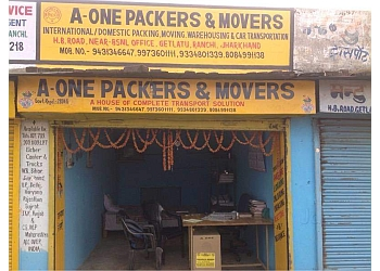 A One Packers & Movers
