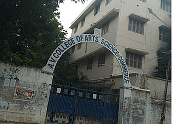 A.V College of Arts, Science & Commerce