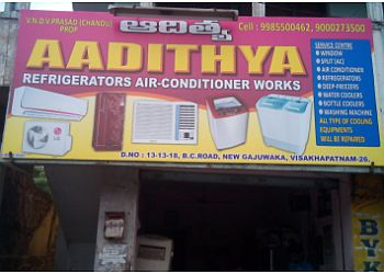 Aadithya Refrigerators Air Conditioners Works