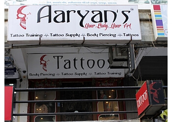 Aaryan's Tattoos & Body Piercing