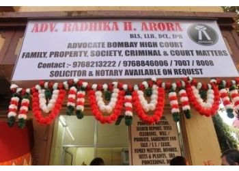 Advocate Radhika Arora & Associates