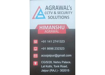 Agrawal's Cctv and Security Solutions