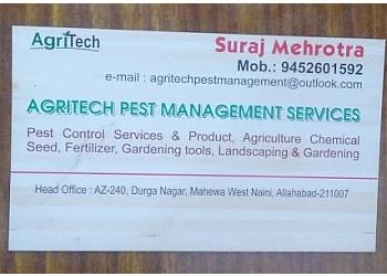 Agritech Pest Management Services