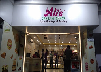 Ali's cakes and bakes