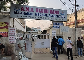 Allahabad Medical Association Blood Bank