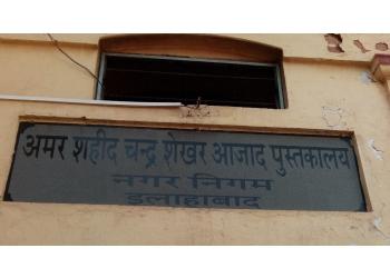 Amar Shahid Chandra Azad Pustakalay ?