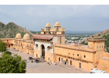 Amer Fort and palace