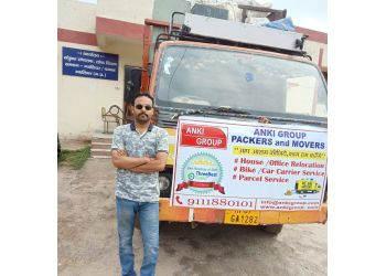 Anki Packers and Movers