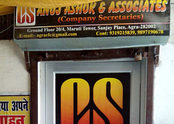 Anuj Ashok & Associates