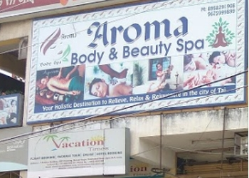 Aroma body and beauty spas