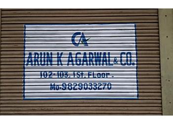 ARUN K AGARWAL & CO.