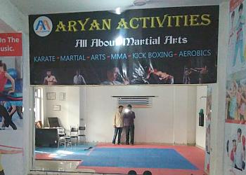 Aryan activities martial arts club