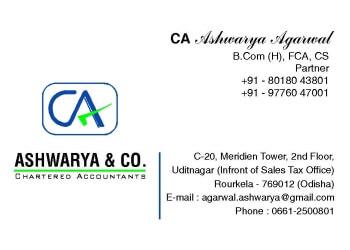 Ashwarya & Co.