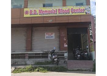 B.D. Memorial Blood Bank