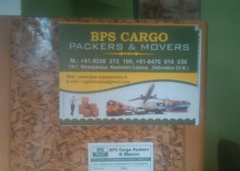 BPS Cargo Packers And Movers