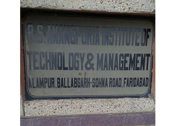 B. S. Anangpuria Institute of Technology & Management