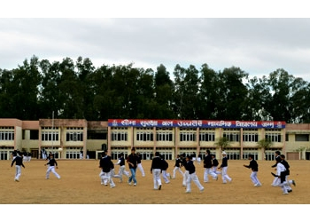 BSF Senior Secondary School