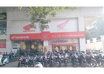 B U Bhandari Honda