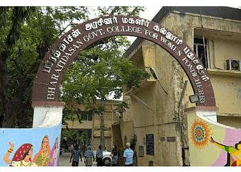 Bharathidasan Government College For Women