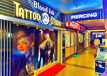 Bloodink tattoo parlour