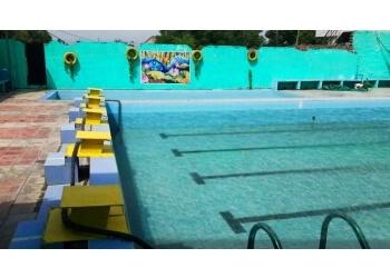Blue Waters Swimming Pool