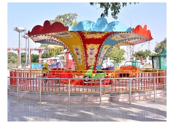 Blue World Theme Park