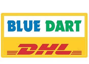 Blue dart courier