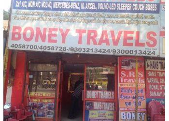 Boney Travels