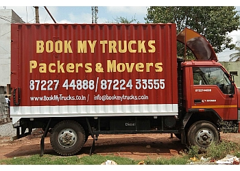 Book My Trucks Packers and Movers