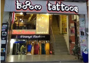 Boom Tattoos
