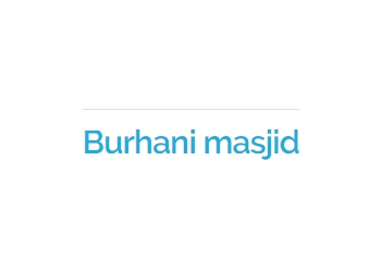 Burhani masjid