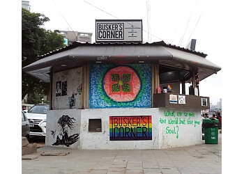 Busker's Corner