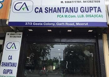 CA Shantanu Gupta