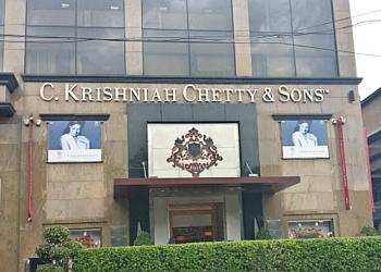 C. Krishniah Chetty & Sons