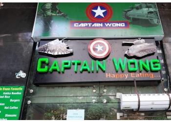 Captain Wong