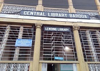 Central Library Mandvi Baroda