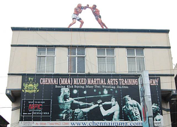 Chennai Mixed Martial Arts Training Academy