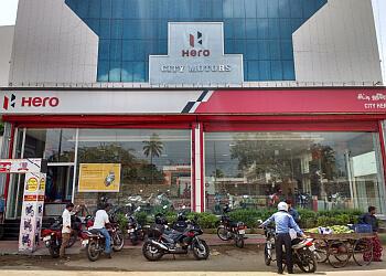 City Motors-Hero MotoCorp
