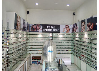 Coral Opticals Store