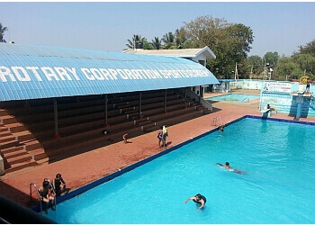 Corporation Swimming pool