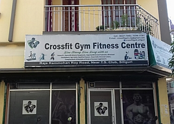 Crossfit Gym Fitness Centre