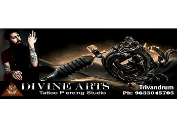 DIVINE ARTS TATTOO PIERCING STUDIO