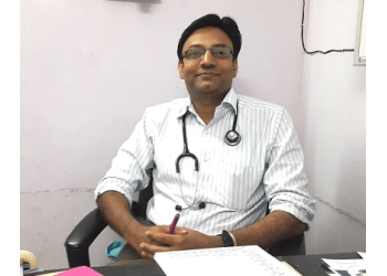 DR. LN Sharma, MBBS, MD, DM