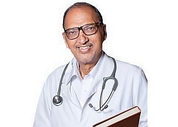 DR. M. S. Khuroo, MD, DM, FRCP, FACP, MACP