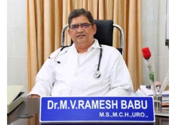 DR. M. V RAMESH BABU, MBBS, MS, MCH