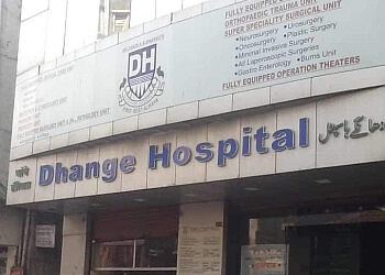 DR.NIKHIL KADAM, MDDB, MD, DM - Dhange Hospital